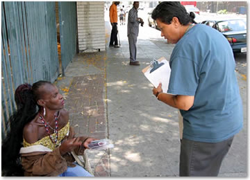 Skid Row Outreach