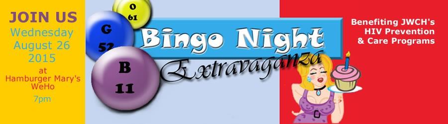 Bingo Night Extravaganza