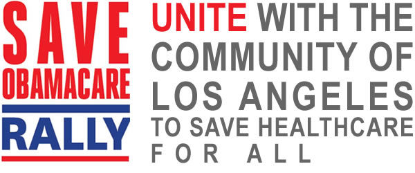 save Obamacare rally